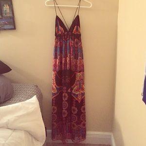Hippie Love Maxi / brunch dress