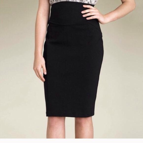 d8a448e06 Diane von Furstenberg Dresses & Skirts - DVF high waist pencil skirt with  side zipper.