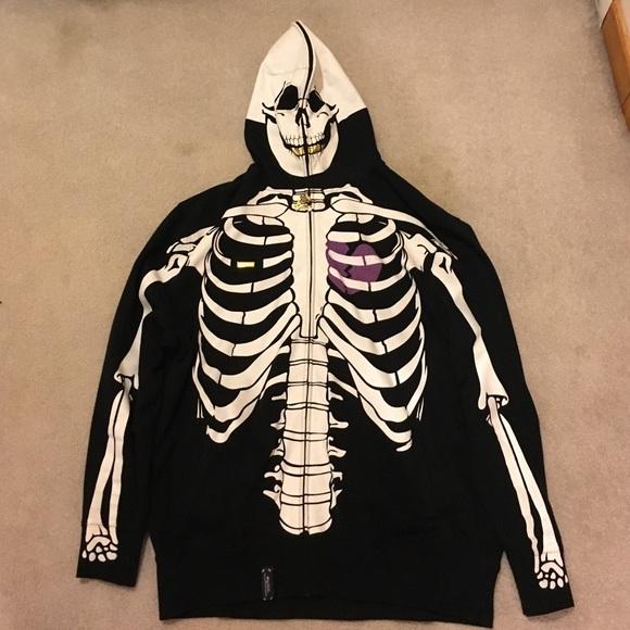Lrg Sweaters Dead Serious Full Zip Hoodie Poshmark