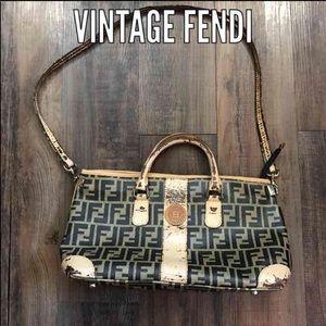 Fendi Handbags - Vintage Fendi Bag