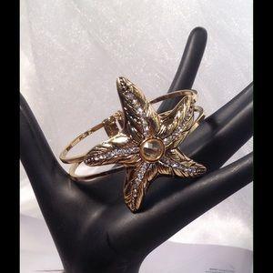 Jewelry - Starfish Gold Bracelet