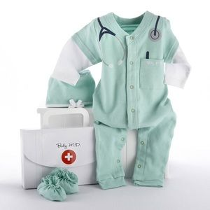 Baby Aspen Other - Baby Aspen MD doctor in original box $28. 2 piece