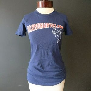 CLE Threads Tops - Women's Bahhhhlieveland Cleveland Indians Bella T
