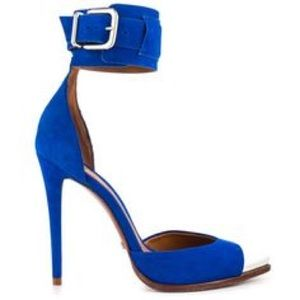 SCHUTZ Shoes - HOST PICK🎉🎉👠 Schutz Royal Blue Constance Heels