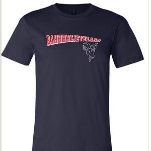 CLE Threads Shirts - Unisex Bahhhhlieveland Cleveland Indians Bella T