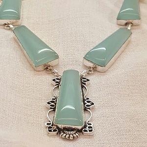 Robin's Nest Jewels  Jewelry - 😍Chalcedony necklace