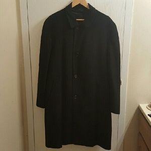 Hart Schaffner Marx Other - Black Cashmere Hart Schaffner & Marx Coat size L
