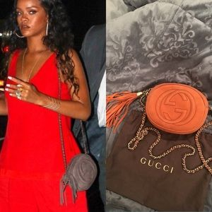 Gucci Handbags - Authnethic gucci soho minnie