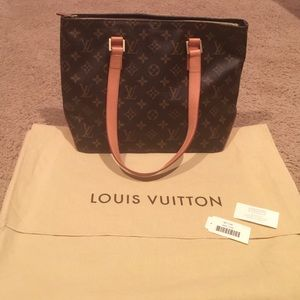  Authentic Louis Vuitton Cabas Piano