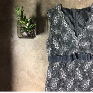 Anthropologie Dresses & Skirts - Anthropologie . Anna Sui || Lace with Velvet Dress