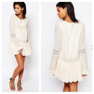 Tularosa Dresses & Skirts - Tularosa NWT Berkley Ivory dress size small