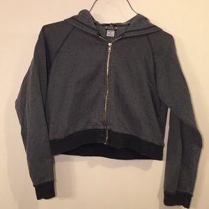 urban vibe Sweaters - Hooded Zipper Seeatshirt