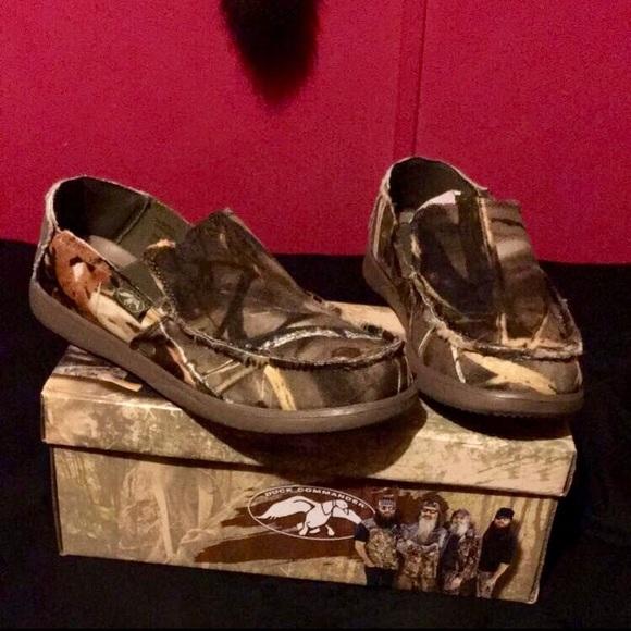 Duck Commander Mens Shoes