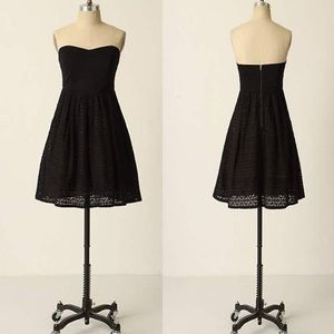 Anthropologie Dresses & Skirts - Anthropologie Moulinette Soeurs Black Lace Dress