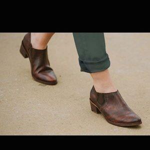 • Wolverine • Alice Slip on Boot 6.5 Black Leather