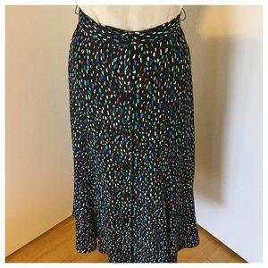 90's High Waisted Skirt