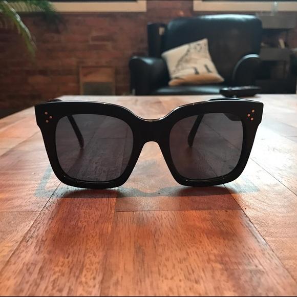 8fd1d7bc23 Celine Accessories - Authentic CELINE TILDA Sunglasses