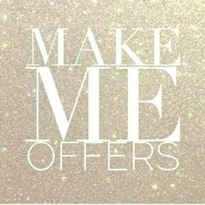 Other - I 💗 offers and include extras!