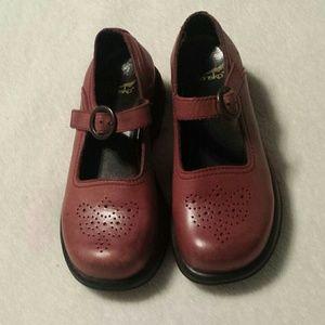 Dansko Shoes - Dansko Leather Mary Jane Size 35