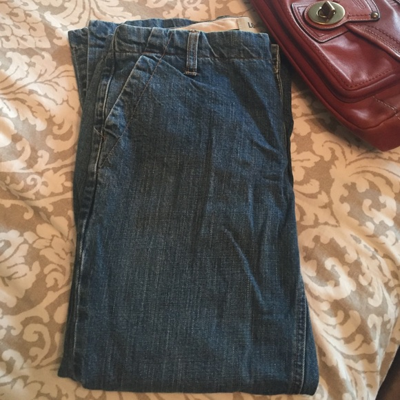 80% off GAP Denim - Gap Jean capris from Linda's closet on Poshmark