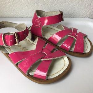 Salt Water Sandals by Hoy Other - Pink Salt Water Toddler Sandals