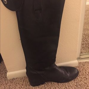 Steve Madden Tall Riding Boot!