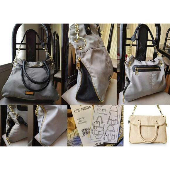 b6ced756c Steve Madden Bags | Maxie Convertible Bag | Poshmark