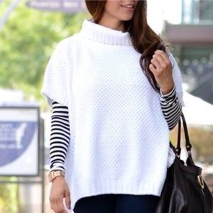 Sweaters - Poncho sweater  (price is firm)