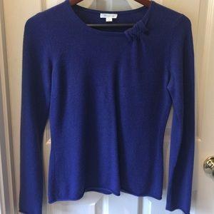 garnet hill Sweaters - Garnet Hill cashmere sweater.