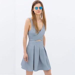 Zara Dresses & Skirts - {zara} hearts cutout dress