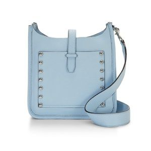 Rebecca Minkoff Handbags - 🎉HP🎉 Rebecca Minkoff Sky Blue Feed Leather Bag