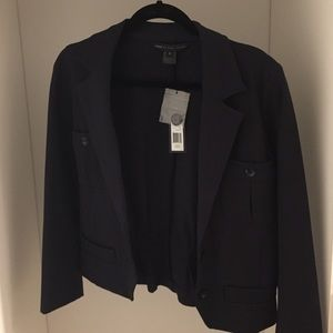 Marc Jacobs Navy Colored Blazer