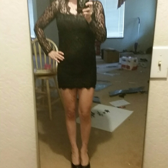 Dresses - *Sexy, Lace Dress!*