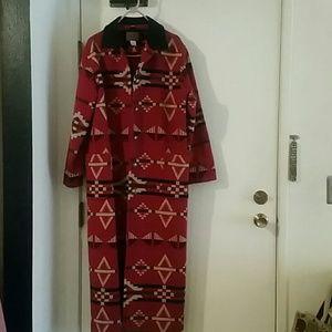 Pendleton tribal print jacket