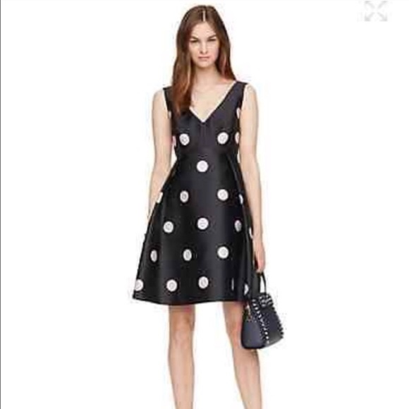 45 Off Kate Spade Dresses Spotlights Vneck Dress Poshmark