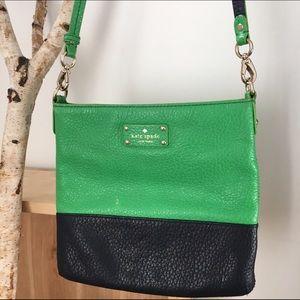Kate Spade Two-Tone Crossbody Bag