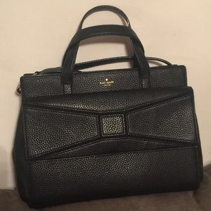 Kate Spade Black Bridge Place Chantal