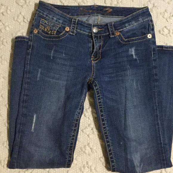 66% off Express Denim - EUC! Seven Jeans by Express size 8 Petite ...