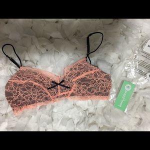 Honeydew Intimates Other - Honey Dew lace Bralette S