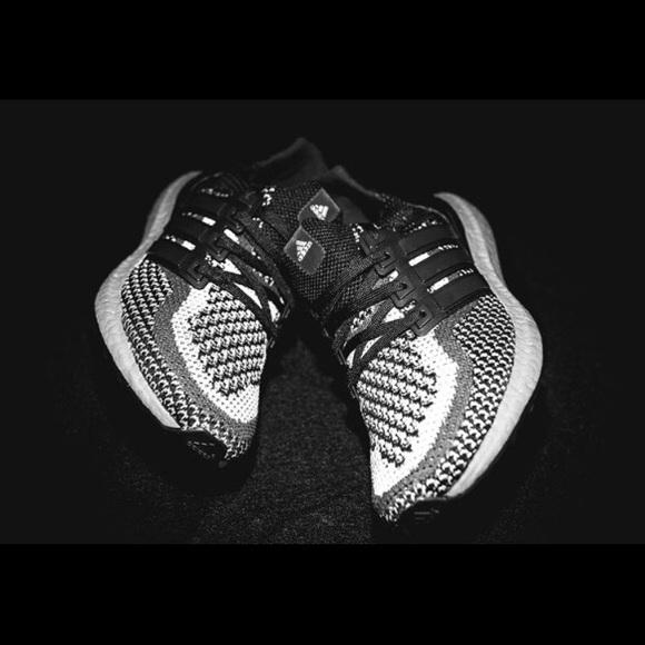 le adidas ultra impulso nero 20 poshmark riflettenti