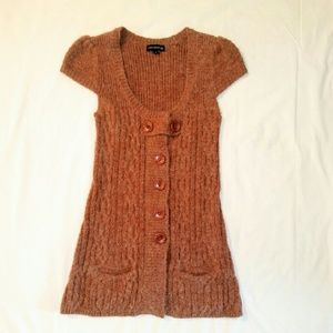 Candy Rocket Sweaters - SOFT Short-Sleeve Sweater