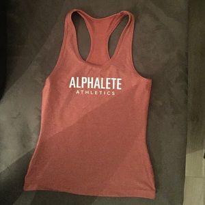 Alphalete Racerback Tank