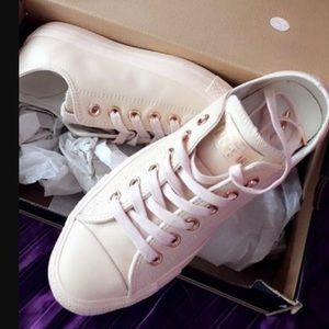 f0032af2320 Converse Shoes - Converse Holiday Nude Rose Gold
