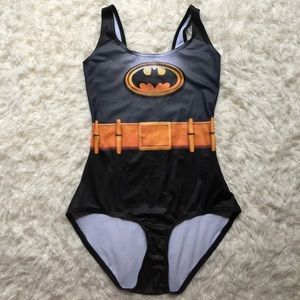 Blackmilk Other - NWOT [Blackmilk] Batman Cape Swimsuit - S