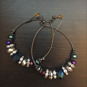 Multicolored Gorgeous Drop Earrings