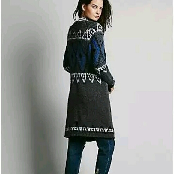 27% off Free People Sweaters - Free People FROSTED FAIR ISLE ...