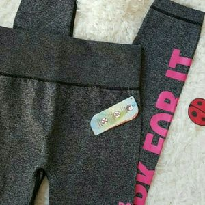 Pants - New WORK FOR IT! workout leggings