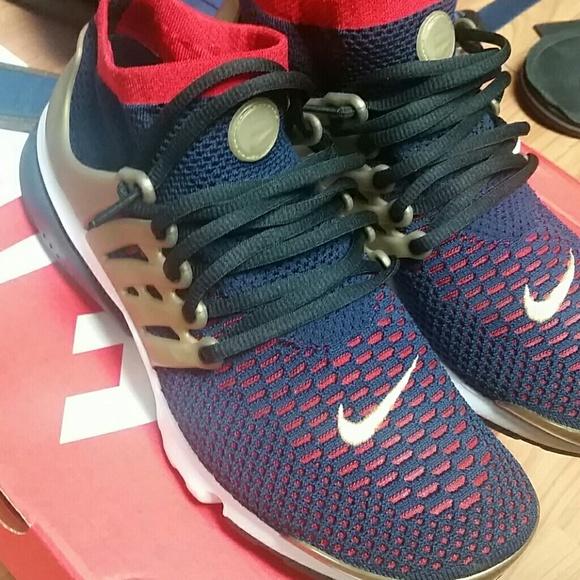 ca2aca494e33 Mens Nike flyknit ultra presto Olympic. M 5812bfdf7fab3a4473030bee