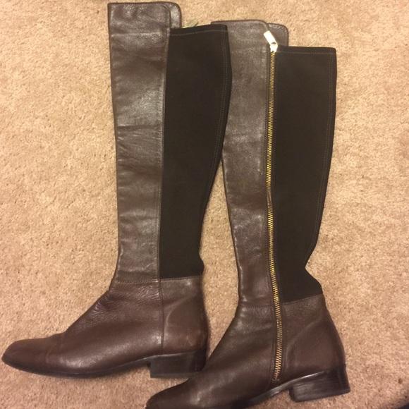 11a188f74b7 Michael Kors Bromley Flat Boot