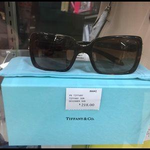 Tiffany's sunglasses